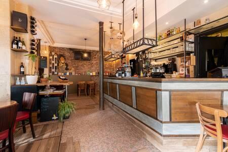 La Reine Blanche, Bar Paris  #0