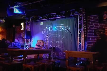 Guinness Tavern, Bar Paris Les Halles #0