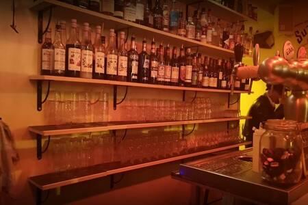 Le Cinquante, Bar Paris Porte Saint Martin #0