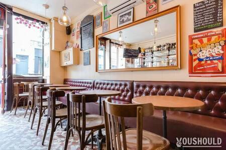 Tagada Bar, Bar Paris Montmartre #0