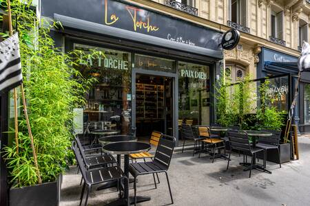 La Torche, Bar Paris Sainte-Ambroise #0