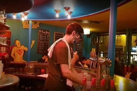 Le Général Beuret, Bar Paris Saint-Lambert #0
