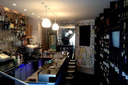 Le Bazar Paris, Bar Paris Porte Saint-Denis #0