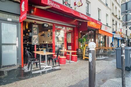 Murphy Oberkampf, Bar Paris Oberkampf #0