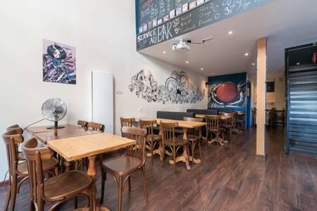 Puzzle Inn, Bar Lyon Victor-Bach / Saint-Louis #0