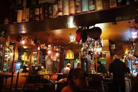 Teddy's Bar, Bar Paris Sorbonne #0