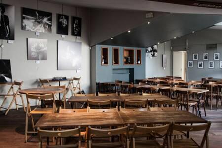 La Maroquinerie, Bar Paris Ménilmontant #0