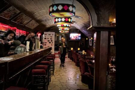 Le Caveau de la Huchette, Bar Paris Quartier Latin #0
