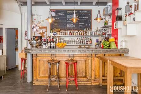 Chez Vous, Bar Paris Rochechouart #0