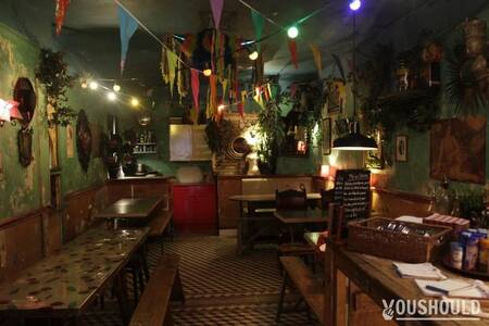 Ave Maria, Bar Paris Saint Ambroise #0