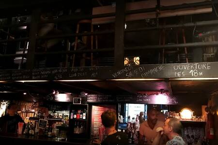 Le Duplex, Bar Paris Le Marais #0