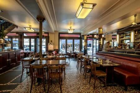 Chez Justine, Bar Paris Folie-Méricourt #0