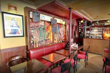 Le Bistrot des Dames, Bar Paris Batignolles #0