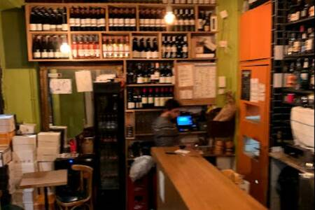Au fil du vin, Bar Paris Porte Saint-Martin #0