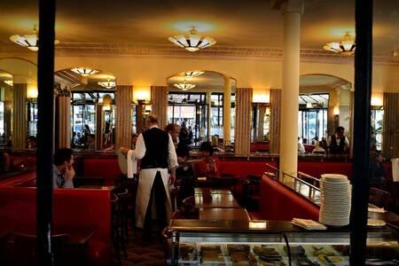 Café de Flore, Bar Paris Saint-Germain des Prés  #0