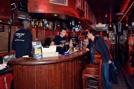 Le Baiser Salé, Bar Paris Les Halles #0