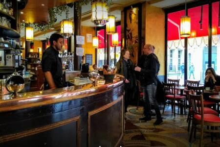 Café Benjamin, Bar Paris Le Marais #0