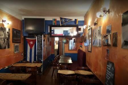 Le Vieux Comptoir du Cap Horn, Bar Paris Marais #0