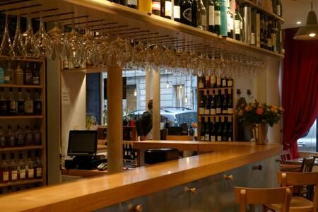L'Ebéniste du vin, Bar Paris Batignolles #0