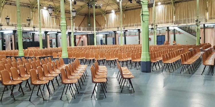Pavillon Baltard, Salle de location Nogent-sur-Marne  #0