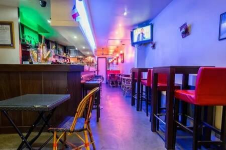Le Dragon, Bar Paris Saint-Germain-des-Prés #0