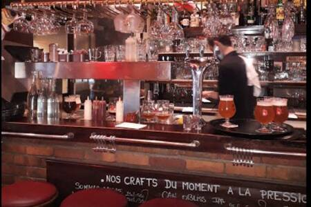 Académie de la bière, Bar Paris Val de Grâce #0