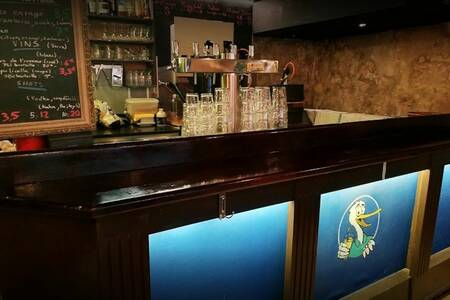 Improvi'bar, Bar Paris Beaubourg #0