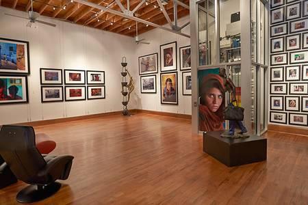 Besharat Gallery, Salle de location Barbizon  #0