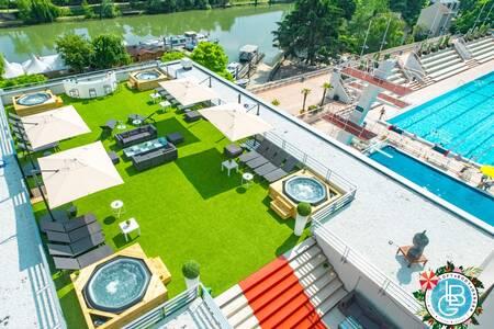 Loft Body Garden, Salle de location Nogent-sur-Marne Bords de Marne #0