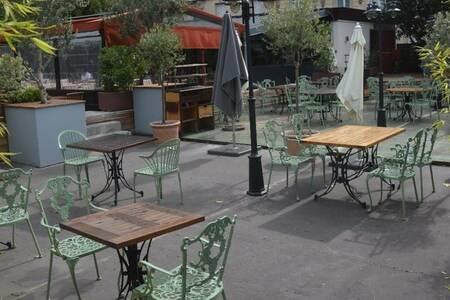 K'fé Court, Bar Paris Trocadéro-Passy #0
