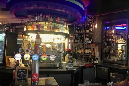 Café de la Gare, Bar Clichy Bac d'Asnières #0