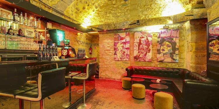 Feeling Good (Définitivement fermé), Bar Paris Louvre Rivoli - Les Halles #0