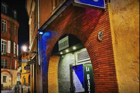 Le Bazar, Bar Toulouse Capitole  #0