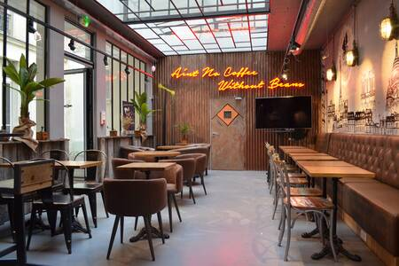 Black Sheep Coffee, Bar Paris Miromesnil #0