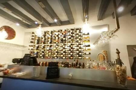 La Cave se Rebiffe, Bar Tours Centre #0