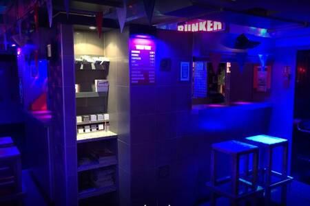 Le Bunker, Bar Paris Folie Méricourt #0