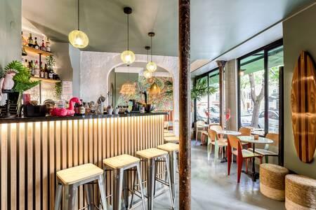 VENICE Cocktail Bar, Bar Paris Porte de Clichy #0