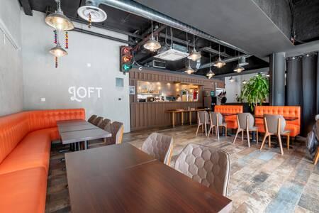 Loft Street Bistro, Restaurant Fresnes Berny #0