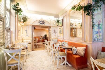 Brasserie Pastis, Bar Paris  #0