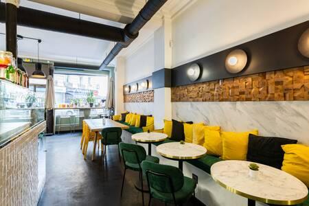 Kaffe Smaland, Restaurant Paris Goutte d'Or #0