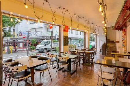 La Belle Vie, Bar Paris Belleville #0