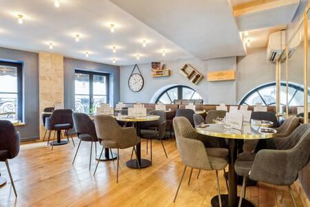 L'Incontro, Restaurant Paris Sentier #0