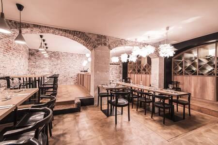 Canard et Champagne, Restaurant Paris Sentier #0