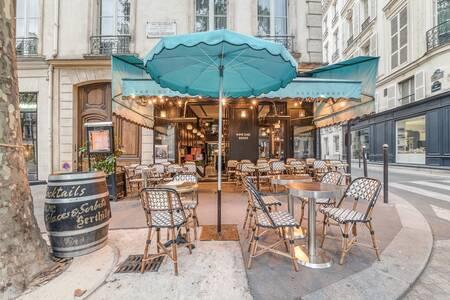 Le Boudoir (St Germain) - Restaurant, Restaurant Paris Odéon #0