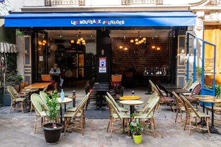 Les Nouveaux Sauvages, Bar Paris Belleville #0