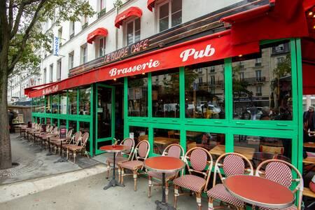 Le Globe, Bar Paris Place d'Italie #0