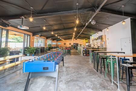 La Friche Gourmande, Bar Toulouse Toulouse #0