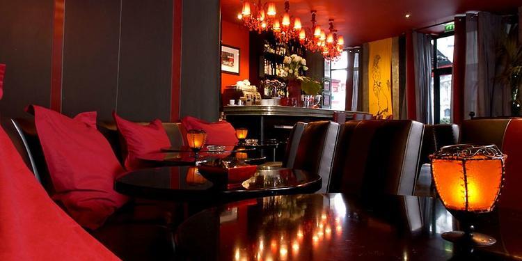 Le Harold, Restaurant Paris Parc Monceau #0