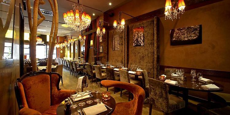 L'Eugène, Restaurant Paris Boulevard Haussman #0