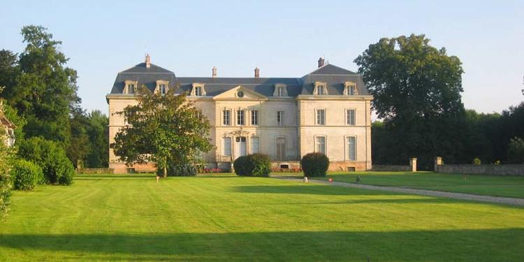 Domaine de Champgueffier, Salle de location La Chapelle Iger  #0